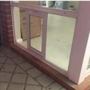 Custom Made Pet Door